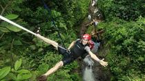 Canyoning in the Lost Canyon, La Fortuna