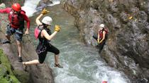 Costa Rica Canyoning Adventure from La Fortuna, La Fortuna, null