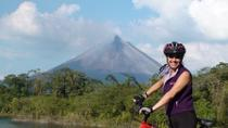 Single-Track Mountain Bike Tour in Arenal Volcano, La Fortuna