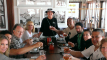 Kulinarischer Spaziergang Santa Catalina, Los Angeles, Food Tours