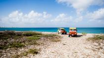 Aruba Off-Road Island Tour Including Natural Pool and Baby Beach, Aruba, null
