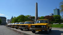 Warsaw Airport Private Departure Transfer by Retro Fiat, Warsaw