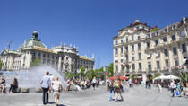 Munich Bike Tour with Optional Königsplatz and Olympiapark Visit, Munich, Private Sightseeing ...