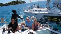 Antigua Shore Excursion: Yacht Racing, St John's, Ports of Call Tours