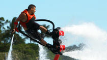 San Antonio Bay Flyboard Rental in Ibiza, Ibiza, Waterskiing & Jetskiing