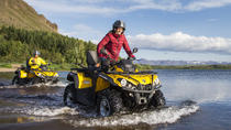 1 Hour 'Mountain Safari' ATV Quad Adventure from Reykjavik, Reykjavik