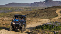 3 Hour 'Buggy Extreme' Buggy Adventure from Reykjavik, Reykjavik, 4WD, ATV & Off-Road Tours