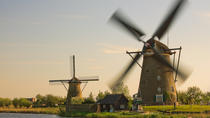 Small-Group Half-Day Tour to UNESCO World Heritage Kinderdijk from Amsterdam, Amsterdam, Half-day...