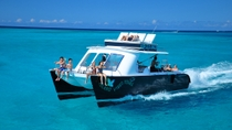 Day Cruise from Providenciales Including Snorkeling, Tubing and BBQ Lunch, Providenciales