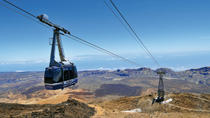Teide National Park Tour Including Skip-the-Line Cable Car Ticket, Tenerife, Hiking & Camping