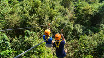 Angkor Complex Zipline Adventure, Siem Reap, Private Sightseeing Tours