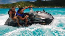 Bora Bora Jet Ski Tour, Lunch at Bloody Mary's, and Shark and Stingray Snorkel Cruise, Bora Bora, ...