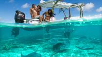 Small-Group Bora Bora Lagoon Snorkel Cruise with Barbecue Island Lunch, Bora Bora, Waterskiing & ...