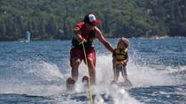 Waterskiing Tour at Catalina Lake in Boca Chica, Santo Domingo, Waterskiing & Jetskiing