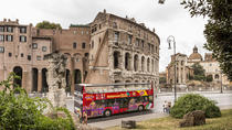 Rome Hop-on Hop-off Tour with Public Transport Pass, Rome, Hop-on Hop-off Tours