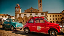 Self-Drive Vintage Fiat 500 Tour from Florence: Tuscan Villa and Picnic Lunch, Florence