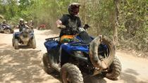 Playa del Carmen Combo Tour: ATV and Zipline with Cenote Swim, Playa del Carmen, Ziplines