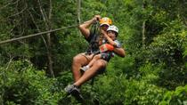 Zipline Canopy Tour from Playa del Carmen, Playa del Carmen, Other Water Sports