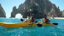 Los Cabos Arch and Playa del Amor Tour by Glass-Bottom Kayak, Los Cabos, Kayaking & Canoeing