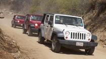 Private Tour: 4X4 Jeep Adventure from Los Cabos, Los Cabos