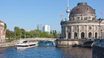 3-Hour Berlin Sightseeing Cruise Including Lunch and a Drink, Berlin