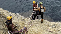 North Mallorca Coasteering Tour with Transfers, Mallorca, Climbing