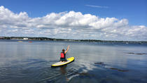Stand-Up Paddleboard Rental in Casco Bay, Portland, Stand Up Paddleboarding