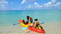 Creole Rock Canoe or Kayak Snorkeling Excursion from Grand Case, Grand Case, Snorkeling