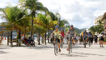 Historical Philipsburg Bike Tour in St Maarten, Philipsburg