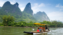 Li River Cruise and Yangshuo Countryside Day Trip from Guilin, Guilin, Day Trips