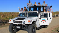 Wine Tour in Open Air Hummer, Santa Barbara, Wine Tasting & Winery Tours