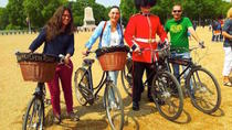 London Landmarks Bike Tour - with Local Guides - Historic Ale Pub and British Bicycles, London, ...