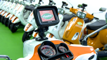 Vespa GPS Guided Tour - 6H, Barcelona, Vespa, Scooter & Moped Tours