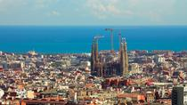 Vespa Tour: City of Barcelona Including Park Guell , Barcelona, Vespa, Scooter & Moped Tours