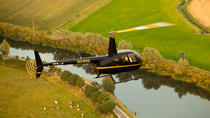 Helicopter Battlefield Tour in Ypres, Ypres