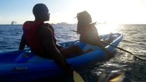 Island View Discovery: Self-Guided Kayak Tour in St Thomas, St Thomas