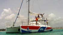 Private Half-Day Snorkel and Swim Catamaran Cruise from Punta Cana, Punta Cana, Day Cruises