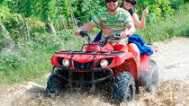 Punta Cana 4x4 ATV Adventure and Beach Tour, Punta Cana, 4WD, ATV & Off-Road Tours
