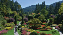 Brentwood Bay Kayaking and Butchart Gardens Tour, Victoria, Multi-day Tours