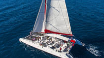 Luxurious Catamaran Sailing Day Trip in Santorini, Santorini, Sailing Trips
