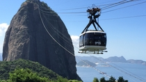 Top Two attractions in Rio: Corcovado with Christ Statue and Sugar Loaf plus Other 12 Attractions,...