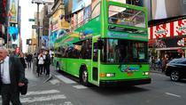 All City NYC Hop-On Hop-Off Double Decker Bus Pass and Downtown Liberty Cruise, New York City,...