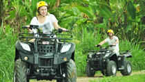 Full Day Bali Adventure Tour with Quad Bikes and Rafting, Bali, Full-day Tours