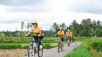 Private Tour: Ubud Cycling and Walking Adventure, Bali, Multi-day Tours
