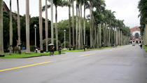 Taipei Small Group Day Tour: National Taiwan University and the Shrimp Field, Taipei, Walking Tours