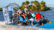 Spectacular Scenic Safari Airboat Adventure from Homosassa, Crystal River, Airboat Tours
