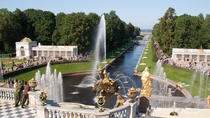 Private Day Trip by Hydrofoil: Peterhof Parks and Palaces from St.Petersburg, St Petersburg,...