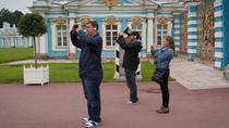 St.Petersburg Skip-The-Line Private Tour: Catherine's Palace with Amber Room in Tsarskoye Selo, St...