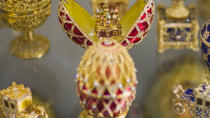 St Petersburg Shore Excursion: Visa-Free 2-Day Tour including the Faberge Museum, St Petersburg