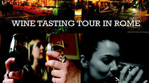 Wine and Food Gourmet Tour of Rome, Rome, Food Tours